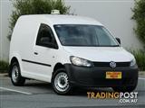 2013 Volkswagen Caddy TDI250 SWB DSG 2KN MY14 Van