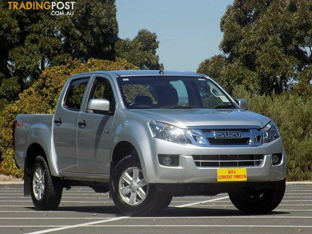 2015 Isuzu D Max Ls M Crew Cab My15 Utility For Sale In Enfield Sa