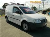2009 Volkswagen Caddy 1.9 TDI 2K MY08 Van