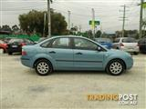 2006 Ford Focus LX LS Sedan