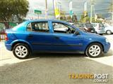 2005 Holden Astra Classic Equipe TS MY05 Hatchback