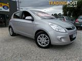 2012 Hyundai i20 Active PB MY12 Hatchback