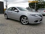 2013 Honda Accord Euro Luxury CU MY13 Sedan