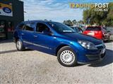 2007 Holden Astra CD AH MY07 Wagon