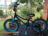 Giant - KIDS Bicycle , Animator 16 - BRAND NEW ,