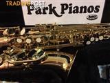 Berkley NEW Student Saxophone @ Park Pianos