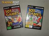 CARD AND BOARD GAME DVDs (2)