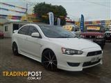 2008 MITSUBISHI LANCER VR-X OLYMPIC EDITION CJ 4D SEDAN