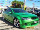2007 HOLDEN COMMODORE SS VE UTILITY
