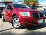 2008 DODGE CALIBER R/T PM 5D HATCHBACK