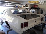1969 Ford Mustang Hardtop Coupe- unfinished project