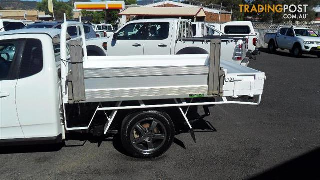 2012  Ford Falcon Ute  FG MkII Cab Chassis