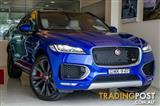 2016 Jaguar F-PACE 30d AWD First Edition X761 MY17 Wagon