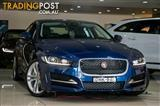 2015 Jaguar XE 20T R-Sport X760 MY16 Sedan