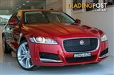 2016 Jaguar XF 20D Prestige X260 MY16 Sedan