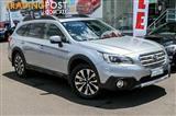 2017 Subaru Outback 2.5I Premium MY17 Wagon