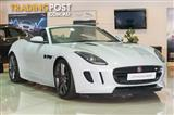 2016 Jaguar F-TYPE British Design Edition Quickshift RWD X152 MY17 Convertible