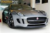 2016 Jaguar F-TYPE Quickshift RWD X152 MY17 Coupe