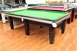 Special - 8 Foot Slate Rome Square Leg Billiard Table (Floor Table)