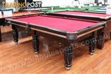 8 Foot Slate Buckingham Pool Billiard Table (Floor Table)