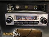 Classic Car Radio Repairs - Australia Wide