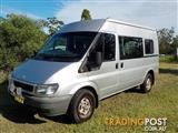 2004 Transit Van MWB Hightop 2.4 Turbo Diesel....244,341kms