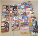 25x MX Australasian Dirt Bike Magazines