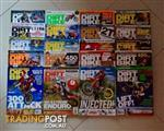 20 x MX Australasian Dirt Bike Magazines