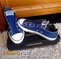 Boys Size 4 Converse Slip Shoes Midnight Converse