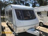2003 SWIFT CHALLENGER 430 SINGLE AXLE 15' INSULATED CARAVAN WITH ENSUITE