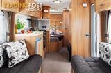 SWIFT SPRITE ALPINE 4  Shower full caravan 2015