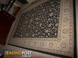 Persian style rug South East Melbourne Vic.