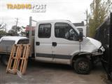 2008 IVECO DAILY DUAL CAB 50C18 3.0LTR