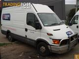 Iveco Daily Spare Parts Wreckers*Iveco Wreckers*Iveco*
