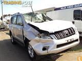 Toyota Prado Wreckers-2010 Wagon Turbo Dsl Man & Auto
