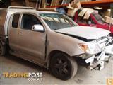 Toyota Hilux Wreckers*05-10 SR5 X/Cab Petrol Auto 4Cyl*