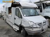 IVECO DAILY 50C18 MOTORHOME PARTS WRECKERS SYDNEY NSW