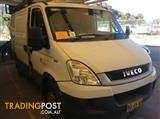 IVECO DAILY VAN PARTS***MELBOURNE***2012 ***2.3LTR 35S VAN SWB LOW ROOF***