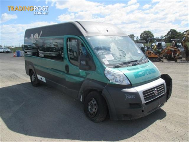2014 FIAT DUCATO BUS AUTOMATIC LOW KMS 3.0LTR