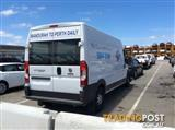 2016 FIAT DUCATO VAN PARTS/WRECKERS  3.0LTR AUTOMATIC