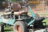 RANSOMS BOBCAT T24N OUTFRONT MOWER