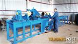 Hydraulic cylinder disassembly bench