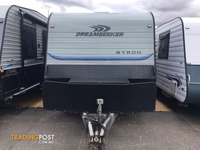 2016 Dreamseeker Off Road Caravan