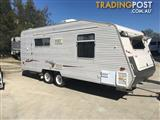 2007 COROMAL LIFESTYLE 605 (on road)