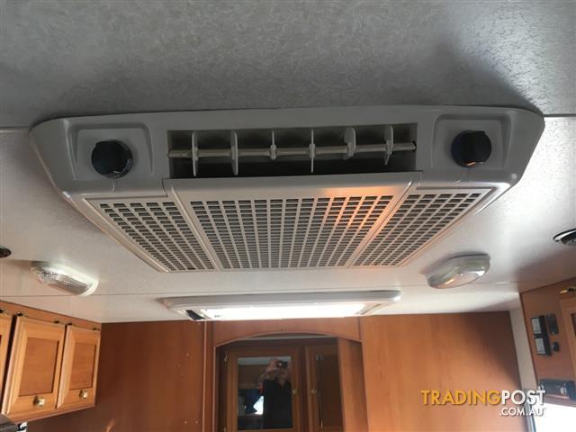 2007 COROMAL LIFESTYLE 605 (on road)