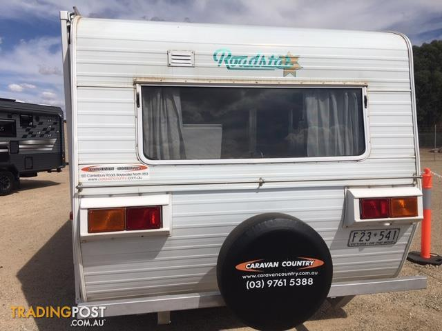1996 Roadstar Voyager 19ft