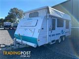 2003 Jayco Freedom 18ft Pop-top