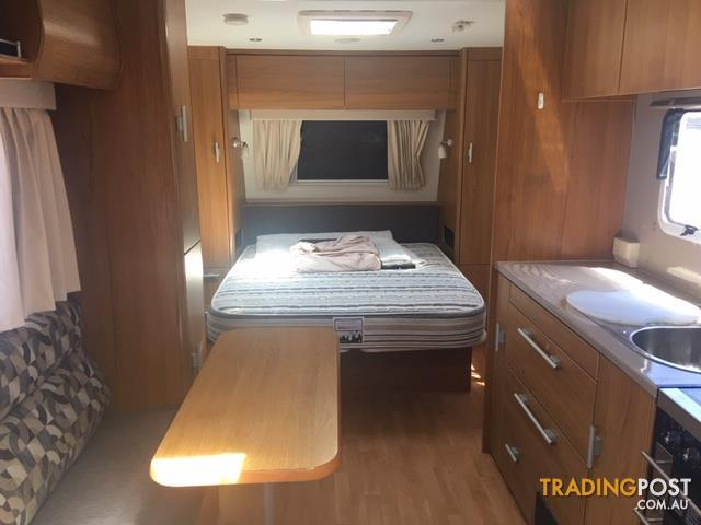 2010 JAYCO STERLING 20'6 ON ROAD