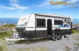 Red Centre Newell 21'6 Caravan (oro)