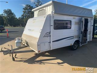 2012 Jayco Starcraft Pop Top 14ft